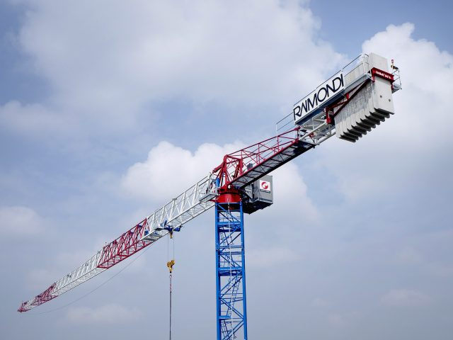 Capital Equipment: Raimondi appoints ZLT Cranes official agent of eight African countries