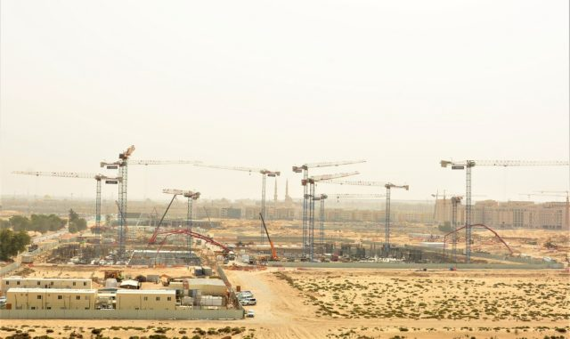 Daily Commercial News – Raimondi Middle East completes 11-crane installation in UAE